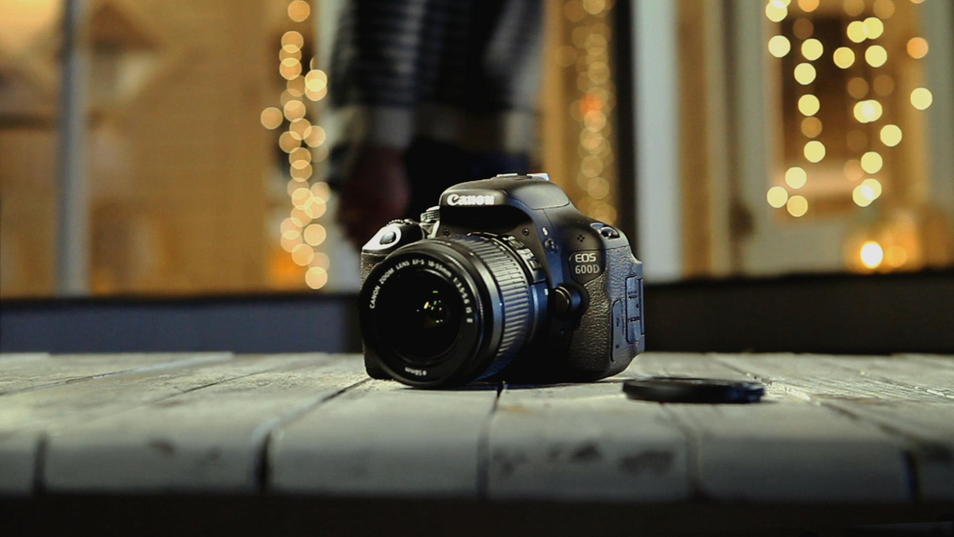 Prise en main et test du Canon 600D