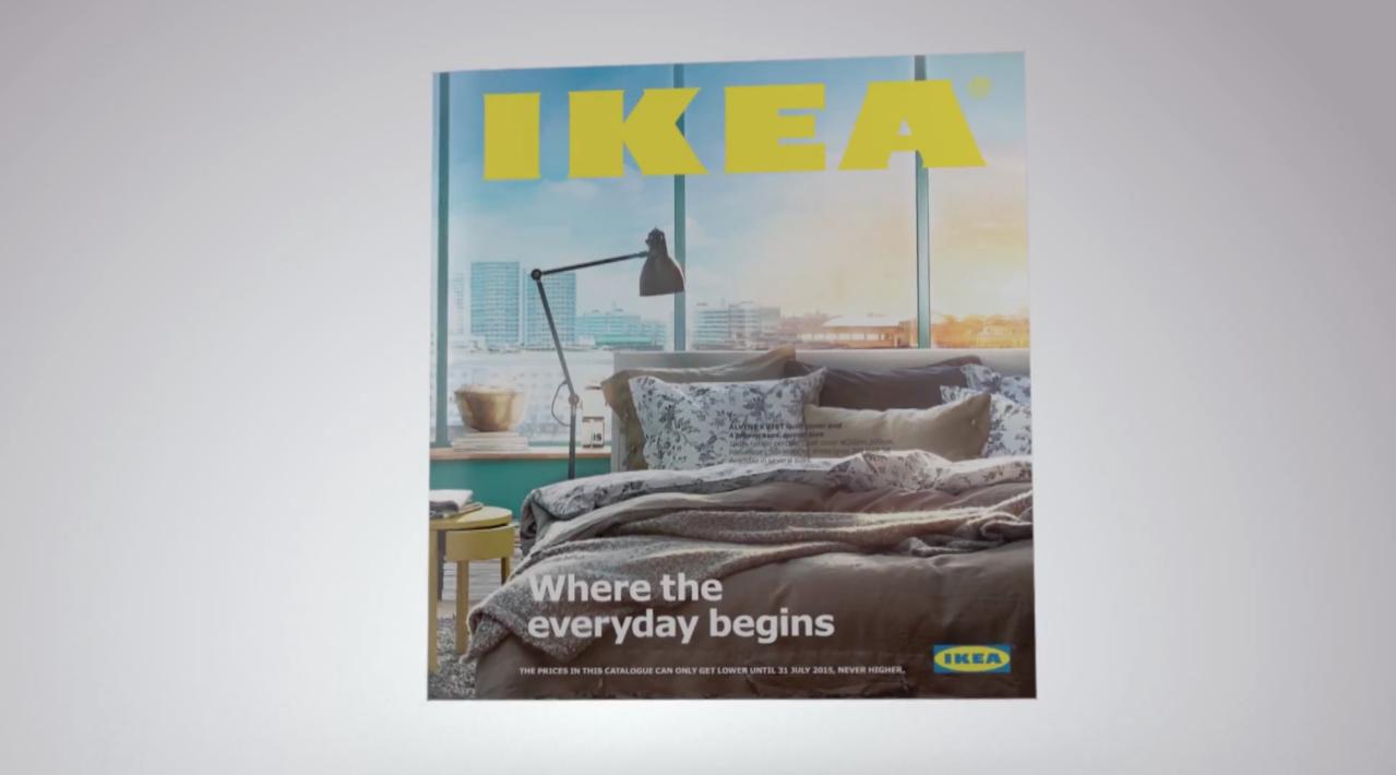 ikea parodie apple dans une publicit theicollection. Black Bedroom Furniture Sets. Home Design Ideas