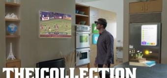 TheiVideo – HoloLens, le casque du futur signé Microsoft