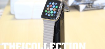 Test Watch Stand de Griffin pour Apple Watch