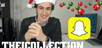 J'ouvre vos Snaps pour Noël