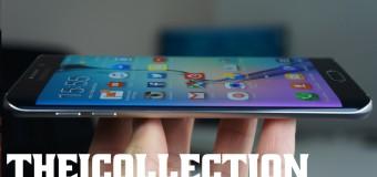 Test Galaxy S6 Edge + Français