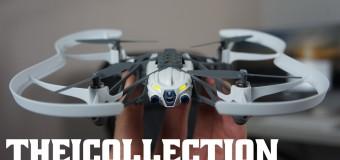 Test Parrot Airborne Cargo Drone