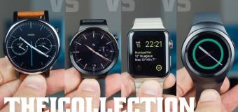 Moto 360 VS Huawei Watch VS Apple Watch VS Gear S2