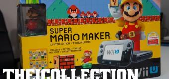 Je déballe la Wii U Edition Limitée Super Mario Maker