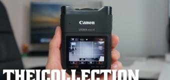 Ma nouvelle caméra !