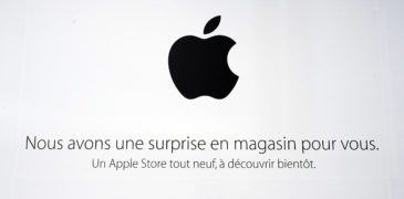 Apple Store, Marseille 1