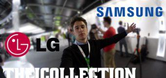 Je vous emmène aux conférences Samsung et LG ! [MWC16]