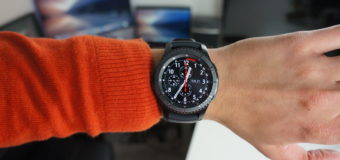 Samsung Gear S3 Frontier – La montre connectée par excellence ?