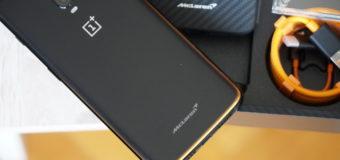 Le OnePlus 6T Edition limitée McLaren est disponible !